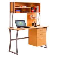 Star Quality Alnair Desk and Hutch