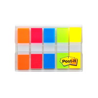 Emballage de languettes standard de 1/2 po collection Rio De Janeiro « On-The-Go » Post-it