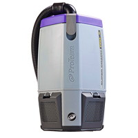 Proteam SuperCoach Pro 6 Backpack Vacuum Cleaner