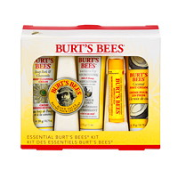 Burt's Bees 5-Piece Essential Kit