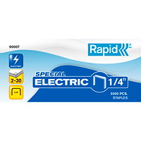 Rapid Special Electric Staples