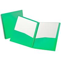 Range-documents en poly à 8 pochettes Oxford