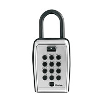 Portable Combination Push-Button Key Safe