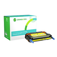 Grand & Toy Remanufactured HP 503A Yellow Standard Yield Toner Cartridge (Q7582A)