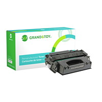 Grand & Toy Remanufactured HP 49X Black High Yield Toner Cartridge (Q5949X)