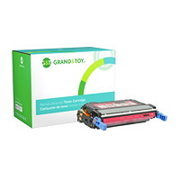 Grand & Toy Remanufactured HP 643A Magenta Standard Yield Toner Cartridge (Q5953A)