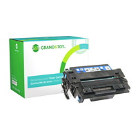 Grand & Toy Remanufactured HP 51A Black Standard Yield Toner Cartridge (Q7551A)