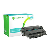 Grand & Toy Remanufactured HP 16A Black Standard Yield Toner Cartridge (Q7516A)