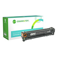Grand & Toy Remanufactured HP 125A Black Standard Yield Toner Cartridge (CB540A)