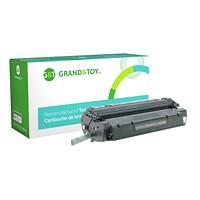 Grand & Toy Remanufactured HP 13X Black High Yield Toner Cartridge (Q2613X)