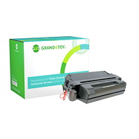 Grand & Toy Remanufactured HP 09A Black Standard Yield Toner Cartridge (C3909A)