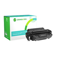 Grand & Toy Remanufactured HP 96A Black Standard Yield Toner Cartridge (C4096A)