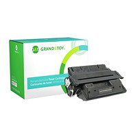 Grand & Toy Remanufactured HP 27A Black Standard Yield Toner Cartridge (C4127A)