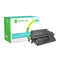 Grand & Toy Remanufactured HP 61A Black Standard Yield Toner Cartridge (C8061A)