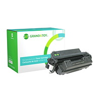 Grand & Toy Remanufactured HP 10A Black Standard Yield Toner Cartridge (Q2610A)