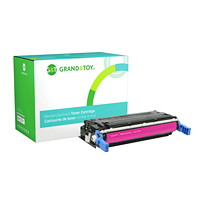 Grand & Toy Remanufactured HP 641A Magenta Standard Yield Toner Cartridge (C9723A)
