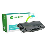Grand & Toy Remanufactured Brother Black Standard Yield Toner Cartridge (TN620)