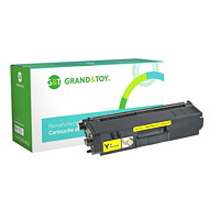 Grand & Toy Remanufactured Brother TN315 Yellow Standard Yield Toner Cartridge (TN315Y)