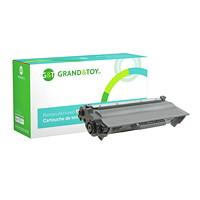 Grand & Toy Remanufactured Black High Yield Toner Cartridge (alternative for Brother: TN750)