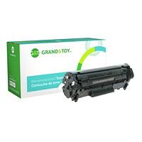 Grand & Toy Remanufactured Canon 104 Black Standard Yield Toner Cartridge (0263B001AA)