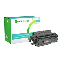 Grand & Toy Remanufactured Canon FX7 Black Standard Yield Toner Cartridge (7621A001A)