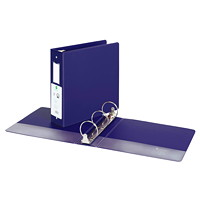 "Grand & Toy Economy Letter-Size (8 1/2"" x 11"") Round-Ring Binder"