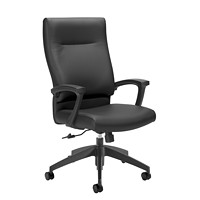 Offices To Go Vanier High-Back Tilter Chair