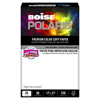 Boise Polaris Premium Colour Copy Cover Paper, FSC Certified, 80 lb., 11