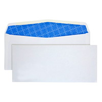 Quality Park Security-Tinted #10 White Business Envelopes