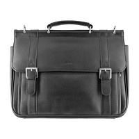 Mancini 5th Avenue Collection Laptop and Tablet Briefcase