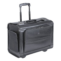 Mancini Business Collection Wheeled Catalogue Case