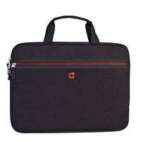 SwissGear Neoprene Black Laptop Sleeve