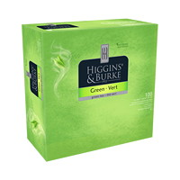 Higgins & Burke Green Tea, 100/BX