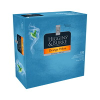 Higgins & Burke Orange Pekoe Tea, 100/Bx