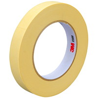 3M Performance Masking Tape (2308), Tan, 18 mm x 55 m