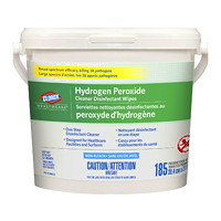 Clorox Healthcare Hydrogen Peroxide Cleaner Disinfecting Wipes
