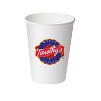 Timothy's Hot Paper Cups