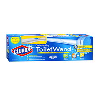 Clorox Disinfecting ToiletWand Disposable Toilet Cleaning System