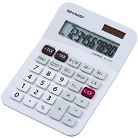 Sharp 10-Digit Pocket Tax Calculator