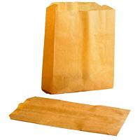Sacs jetables en papier paraffiné Frost