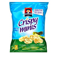 Quaker Crispy Minis Rice Chips