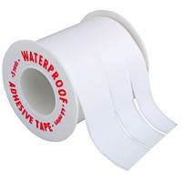 Ruban adhésif résistant à l'eau en vinyle/coton précoupé à trois endroits SAFECROSS