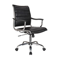 TygerClaw Modern Professional Mid-Back Office Chair