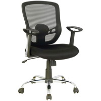 TygerClaw Air Grid Mid-Back Office Chair