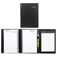 DayMinder Plus Daily Desk Diary