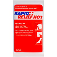 Rapid Relief Instant Hot/Warm Pack