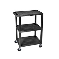 Luxor Commercial Multipurpose Utility Cart