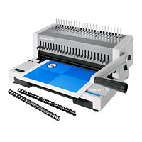 Swingline GBC CombBind C350 Legal-Size Manual CombBind and WireBind Binding Machine