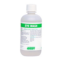 SAFECROSS Eyewash Isotonic Solution, 250 mL