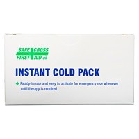 Compresse froide instantanée SAFECROSS